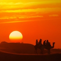 Inshalla Travels - hemsida