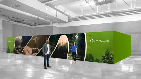Envirozone photowall